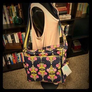 NWT Glazed by Petunia Pickle Bottom Shoulder Bag